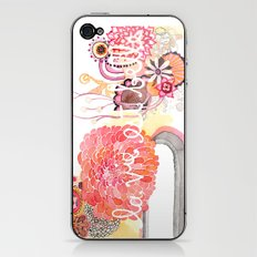 La Vie Est Belle iPhone & iPod Skin