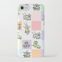 bugs iPhone & iPod Cases featuring Bugs by Scribblebro