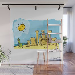 playita Wall Mural