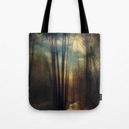 Golden Creek Tote Bag