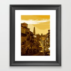 oporto Framed Art Print
