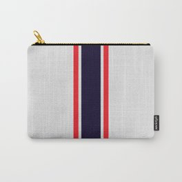 Silver Racer Carry-All Pouch