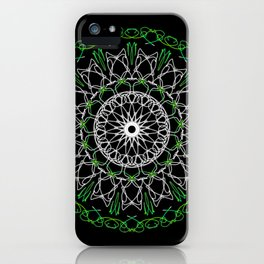 Raay Mandalla 155 iPhone Case