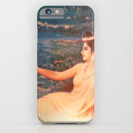 Krisna & Radha iPhone Case