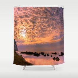 Cloud Illuminations Shower Curtain