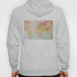 Pastel World Hoody