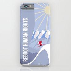 Winter games iPhone 6s Slim Case