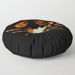 Cancer Crab Crab Pincers Armored Animal Sea Floor Pillow