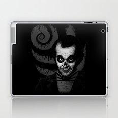 Jack T. Skeleton Laptop & iPad Skin