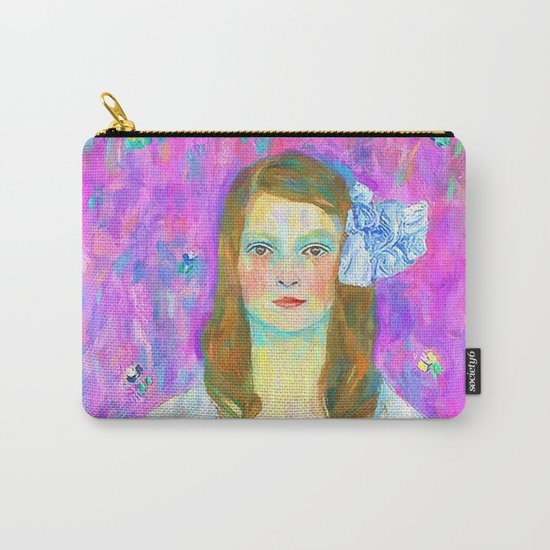 After Klimt - Portrait of Mada Carry-All Pouch
