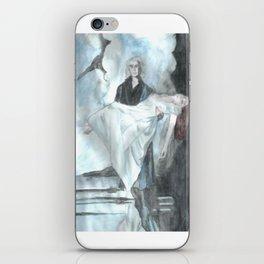 Elisabeth und Tod iPhone Skin
