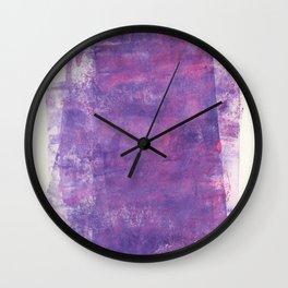 Mindfog Wall Clock