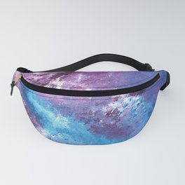 The Blue Bear Fanny Pack
