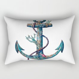 Lost at Sea Rectangular Pillow