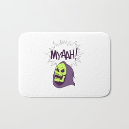 Skeletor Evil laugh He-man  Bath Mat
