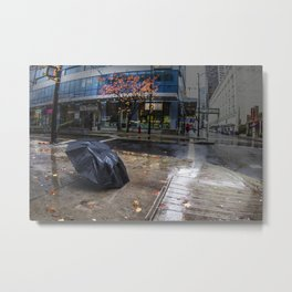 Umbrella eh?  Metal Print