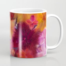 """Flowers in summer bloom"" by Pavel Pleskot Coffee Mug"