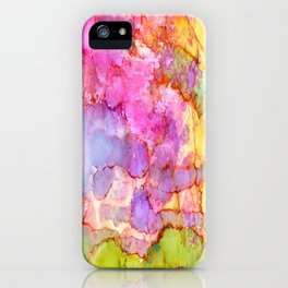 Marmalade Sky iPhone Case