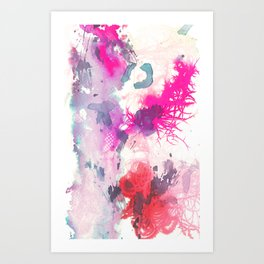 Clairvoyance #3 Art Print