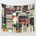 Cassettes, VHS & Games by hollisbrownthornton