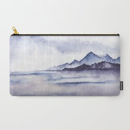 Abstract nature 05 Carry-All Pouch