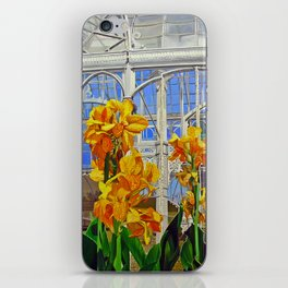 Victorian Greenhouse iPhone Skin