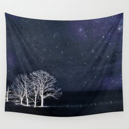 The Fabric of Space and the Boundary of Knowledge Wall Tapestry