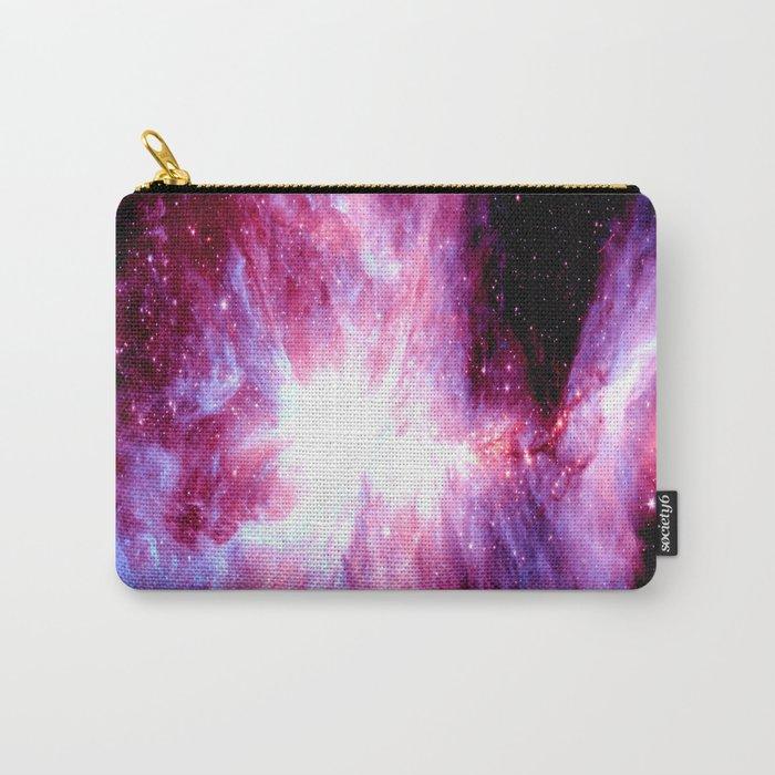 Orion nebula Fuchsia Purple  Carry-All Pouch