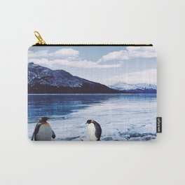 Living Free in the North Carry-All Pouch