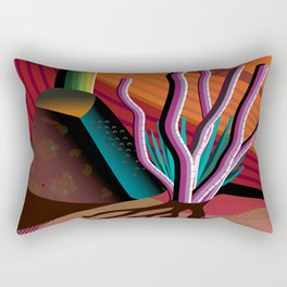 Gila River Indian Community Rectangular Pillow