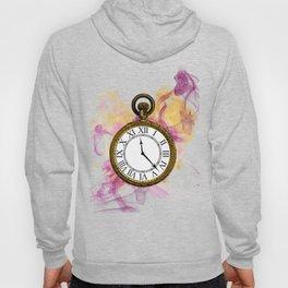 Time - Alice in Wonderland Hoody