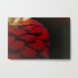 The Sultry Flower Metal Print