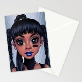 Left Eye Stationery Cards