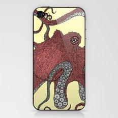 Octopus iPhone & iPod Skin