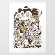 con$umer Art Print