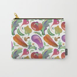 Garden Vegetables Carry-All Pouch