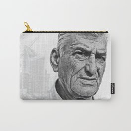 Architect double exposure Carry-All Pouch