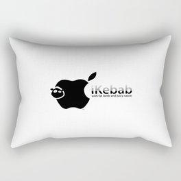 I Kebab Rectangular Pillow