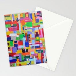 Cubism Dream Stationery Cards