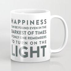 Light - Quotable Series Mug