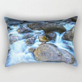 Merced River Rectangular Pillow
