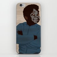 arnold iPhone & iPod Skins featuring Arnold by alkoipa