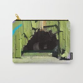 A Private Hole In The Wall Carry-All Pouch