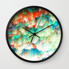 Raindown Wall Clock