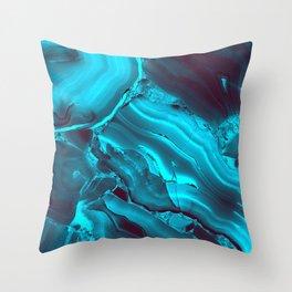marble 4 Throw Pillow