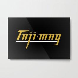 Taji Mag II Metal Print
