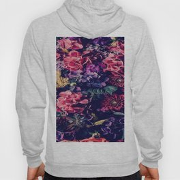 Flowers pattern Hoody