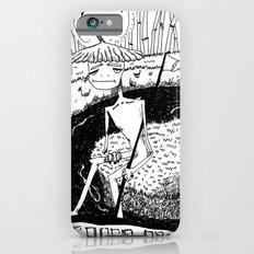 reaper boy iPhone 6s Slim Case