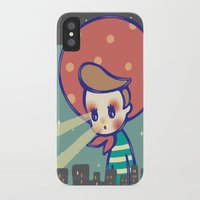 games iPhone & iPod Cases featuring Girl games by littlestar cindy