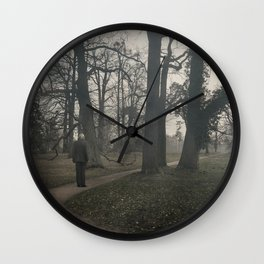 Maybe the sea is not there anymore. Wall Clock
